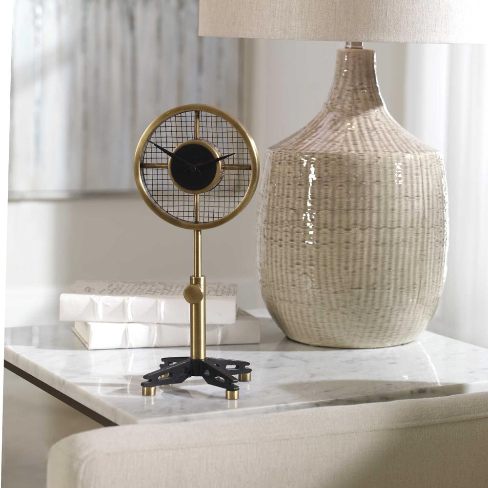 See Details - Gio Table Clock