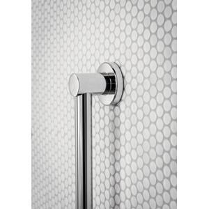 "Align chrome 24"" towel bar"