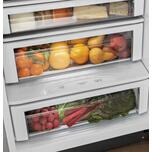 Cafe Appliances 21.9 Cu. Ft. Counter-Depth Side-By-Side Refrigerator