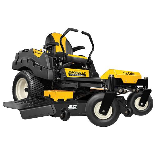 Z-Force LZ60 Cub Cadet Commercial Ride-On Mower