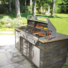 See Details - Built-In Gemini 750 with Infrared Burners - DISCONTINUED