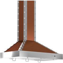 "ZLINE 36"" Designer Series Copper Finish Wall Range Hood (KB2-CSSXS-36)"