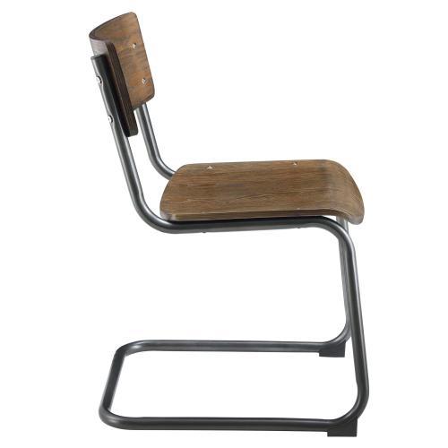Carmen KD Chair, Walnut