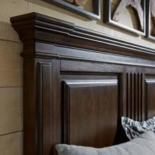 View Product - Prairie Home Queen Headboard