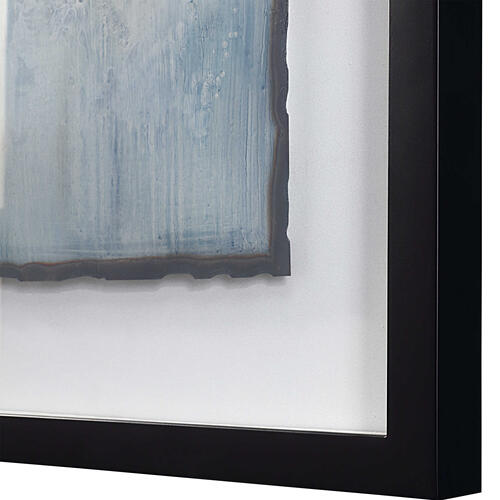 Uttermost - Glimmering Agate Framed Prints, S/2