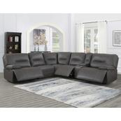 Ellery 6-Piece Power Reclining Sectional