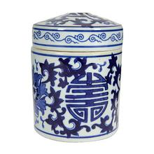 Aline Decorative Tea Caddy
