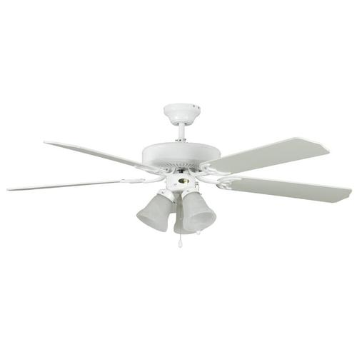 "52"" Heritage Home Fan_White"