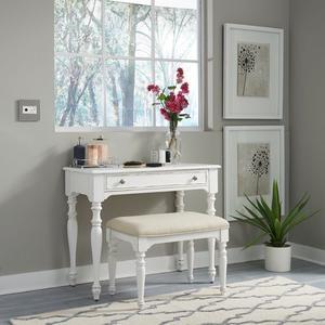 Liberty Furniture Industries - Accent Vanity Desk/Stool