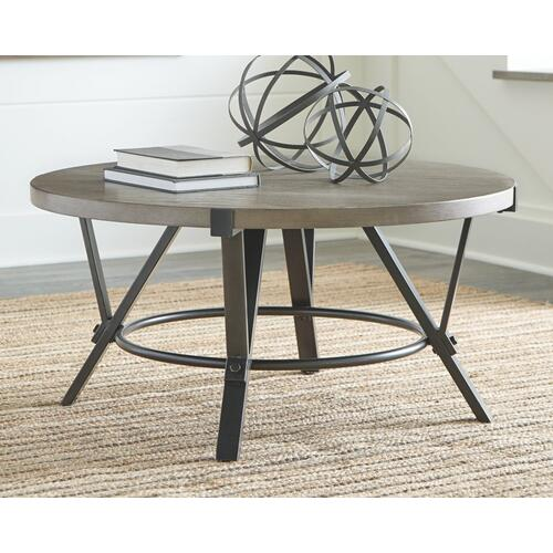 Zontini Coffee Table