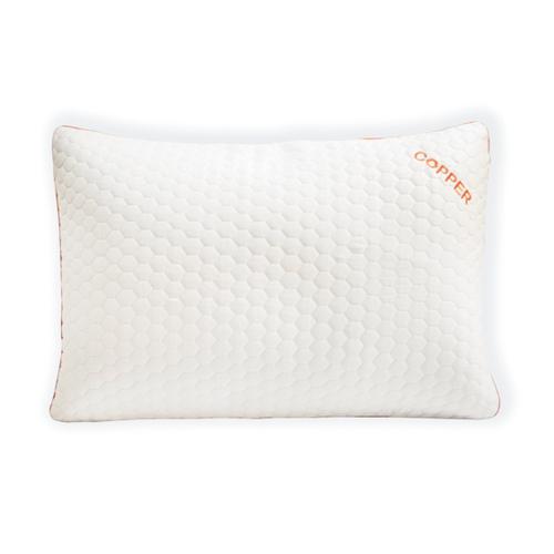 I Love Pillow - Copper Cloud Pillow