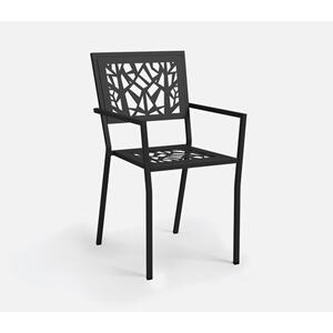 Cafe Chair (Stackable) - Padded Seat