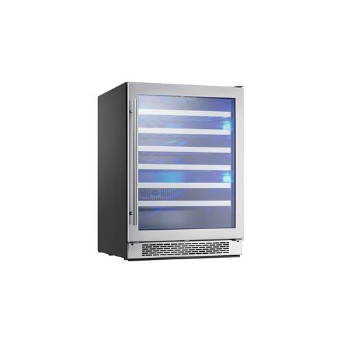 "24"" Single Zone Wine Cooler"