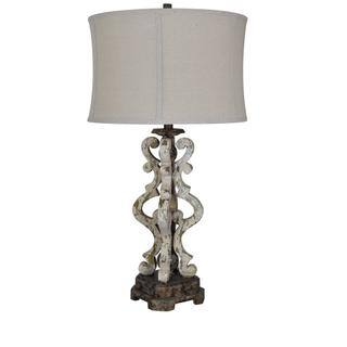 Mariposa Corner Table Lamp