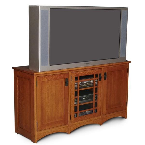 Prairie Mission 3-Door TV Stand