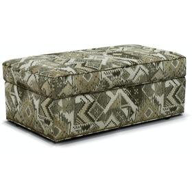 2A0081N June Storage Ottoman with Nails