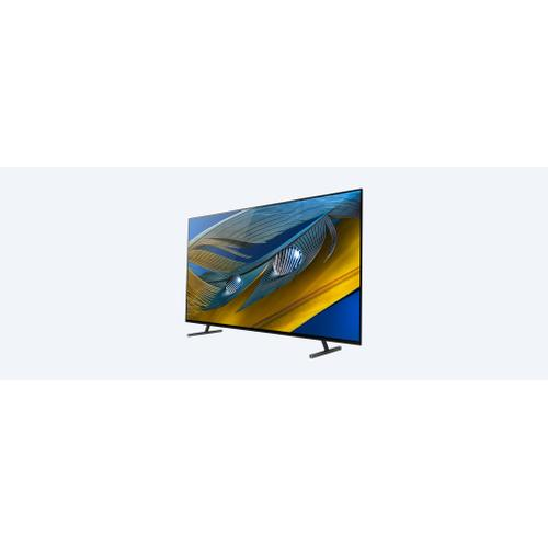 A80J  BRAVIA XR  OLED  4K Ultra HD  High Dynamic Range (HDR)  Smart TV (Google TV)