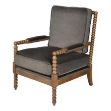 See Details - Willow Chair (brownstone)