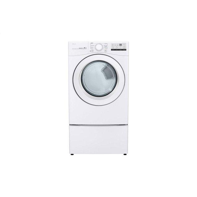LG Appliances 7.4 cu. ft. Ultra Large Capacity Electric Dryer