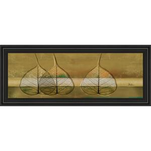 """Less Is More IV"" By Patricia Pinto Framed Print Wall Art"