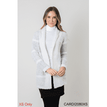 Feather Weather Cardigan - XS (3 pc. ppk.)