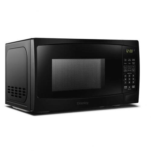 Danby 0.7 cuft Black Microwave