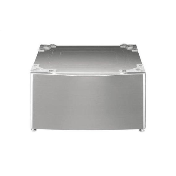 LG - Laundry Pedestal - Graphite Steel