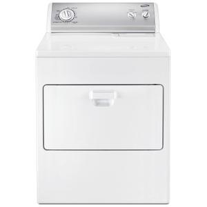 CrosleyCrosley Hamper Door Dryer Electric/gas Dryer - Electric Dryer - White