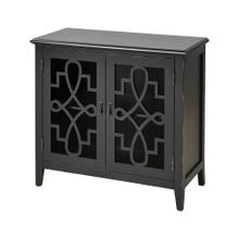 St. Raphael 2-door Cabinet In Black