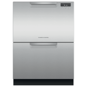Double DishDrawer Dishwasher - STAINLESS STEEL