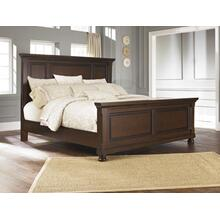Porter Queen Panel Bed Rustic Brown