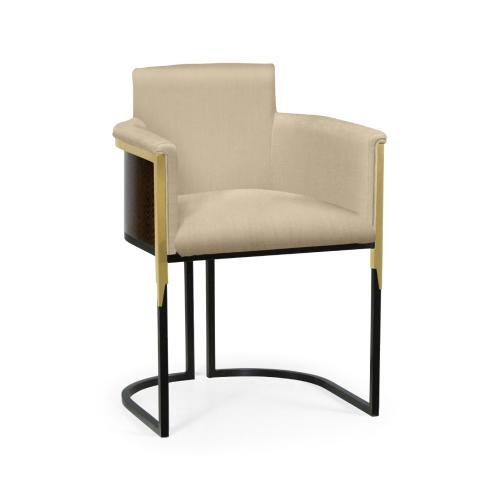 Fusion High Back Tub Dining Chair