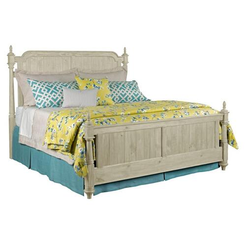 Kincaid Furniture - Westland Queen Bed - Complete
