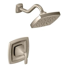 Voss brushed nickel moentrol® shower only