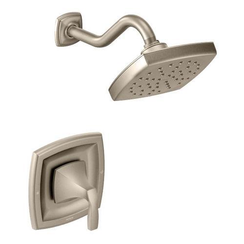 Voss brushed nickel moentrol® shower only