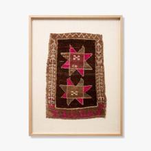 0351180003 Vintage Turkish Rug Wall Art