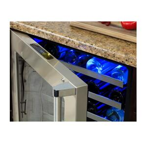 "24"" High Efficiency Single Zone Wine Cellar - ONE ONLY"