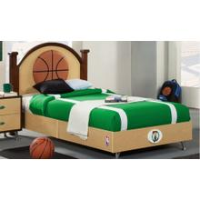 NBA BED BOSTON CELTICS