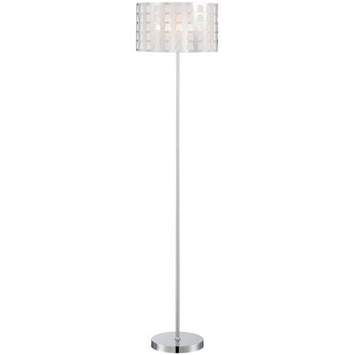 Floor Lamp, Chrome, E27 Type Cfl 23w