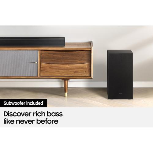 Samsung - HW-A47M 4.1ch Soundbar w/ Dolby Audio (2021)