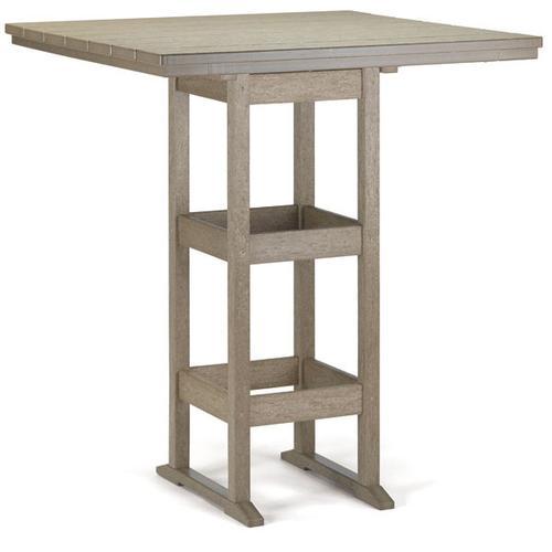"""Breezesta - 36"""" x 36"""" Bar Table"""