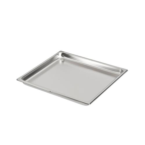 Unperforated Steam Oven Baking Tray (full size) CS2LH, HEZ36D452