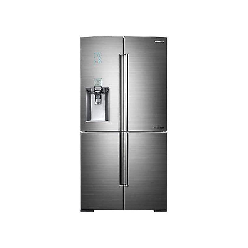 34 cu. ft. 4-Door Flex™ Chef Collection Refrigerator with Sparkling Water Dispenser in Stainless Steel