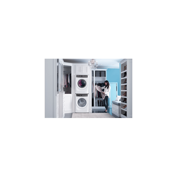 Electrolux - Front Load Perfect Steam™ Electric Dryer with 7 cycles - 8.0 Cu. Ft.