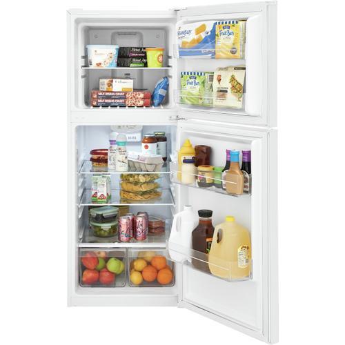 Product Image - Frigidaire 10.1 Cu. Ft. Top Freezer Apartment-Size Refrigerator