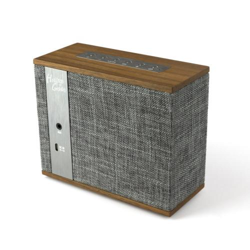 Heritage Groove - High-End Portable Bluetooth Speaker - Walnut