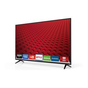 "Vizio - VIZIO E-Series 55"" Class Full‑Array LED Smart TV used"