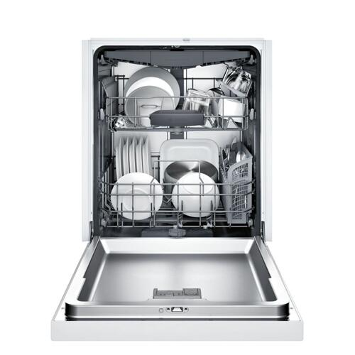 300 Series Dishwasher 24'' White SHEM63W52N