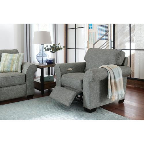 England Furniture - 8H00-30 Wallace Chair with Power Ottoman