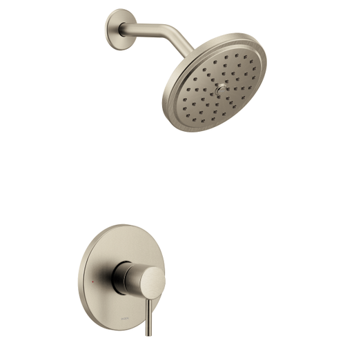 Align brushed nickel m-core 3-series shower only